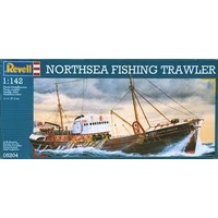 REVELL  NORTH SEA FISHING TRAWLER  05204