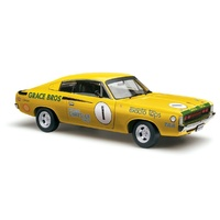 Classic Carlectables 1/18 E49 Charger 1973 ATCC Ian Geoghegan Grace Bros 18614