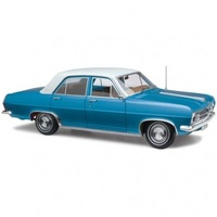 CLASSIC CARLECTABLES HOLDEN HR PREMIER PYRENEES BLUE 1:18 18626