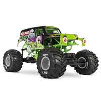 1-10 GRAVE DIGGER M-JAM 4WD RTR AX90055