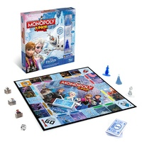 Monopoly Junior Frozen game