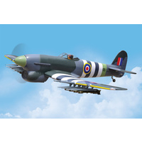 BH-132 BLACKHORSE HAWKER TYPHOON