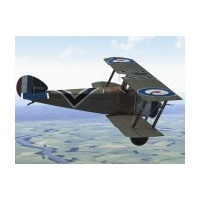1-4 SCL SOPWITH F-1 CAMEL 2133MM BUSA401