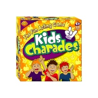 KIDS CHARADES GAME CHE01760