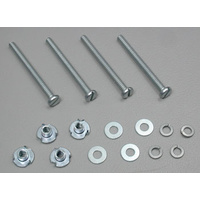 MOUNTNG BOLTS & NUTS 4-40 X 1.25 (4) DUBRO127