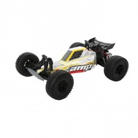 ECX AMP 1:10 2wd DESERT BUGGY  RTR WHITE/YELLOW