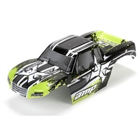 ECX BODY BLACK-GREEN 1:10 AMP MT ECX230017
