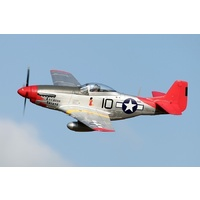 P-51D V8 RED TAIL 1450MM PNP FMS008P-RT