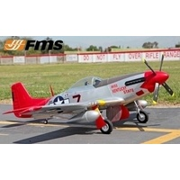 P51D PNP 1700MM RED TAIL PNP