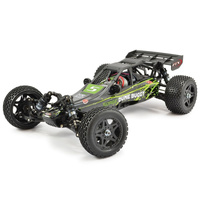 FTX GREEN BRUSHED 4WD 1/12 BUGGY