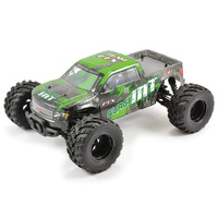 FTX GREEN BRUSHED 4WD 1/12 TRUCK