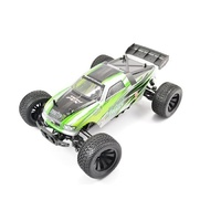 FTX GREEN BRUSHED 4WD 1/12 TRUGGY
