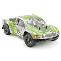 FTX GREEN BRUSHED 4WD 1/12 S/C