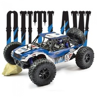 OUTLAW BRUSHLESS 1/10 4WD RTR FTX-5571