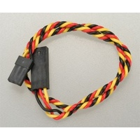HITEC 12 inch HD TWISTED EXT LEAD