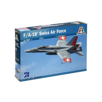 ITALERI 1/72  F/A 18 SWISS AIR FORCE ITA-01385