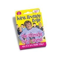 MRS BROWN'S BOYS CARD GAME LAM055958