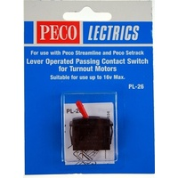 PL26R PASSING SWITCH - RED
