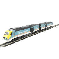 HORNBY R3270 Class 43 twin pack - Midland Mainline HST in teal green