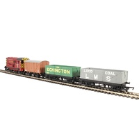HORNBY DIESEL FREIGHT TRAIN PACK R3488