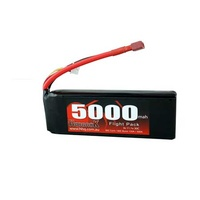 BAT 11.1V LIPO 5000MAH FLIGHT