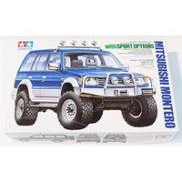 TAMIYA 1/24 MONTERO SPORT OPTIONS T24124