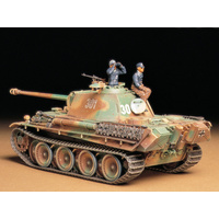 TAMIYA 1/35 PANTHER G/LATE VERSION T35176