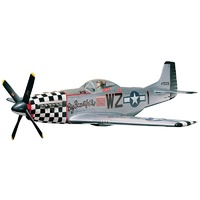 TOPFLITE P-51D Mustang .60 Gold Edition Kit
