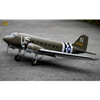 VQ C47 SKYTRAIN EP/.25 SIZE 1.7M (US ARMY)
