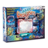 AQUA DRAGONS DEEP SEA HABITAT WITH LED LIGHT WAL4003