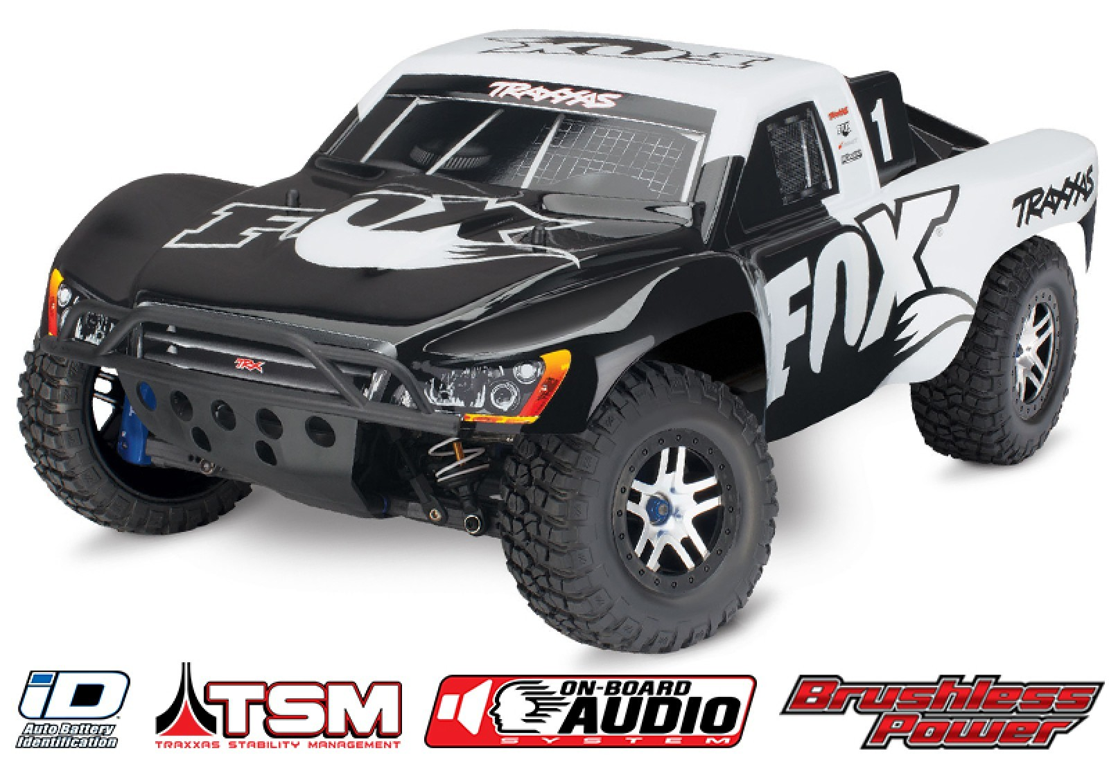 Slash 4x4 Ult Subaru Coffee Traxxas 1 10 Scale Brushless Short Course Truck 6808l Ultimate With Oba Tsm 68077 24 4wd