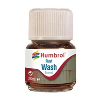 HUMBROL RUST WASH 28ML 0210