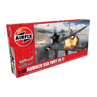 AIRFIX HAWKER SEA FURY FB.11 1:48 06105