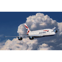 REVELL AIRBUS A380 BRITISH AIRWAYS 1:288