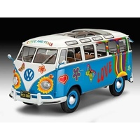 REVELL VW T1 SAMBA BUS FLOER POWER 1:24 07050