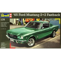 REVELL 1965 FORD MUSTANG 22 FB 95-07065