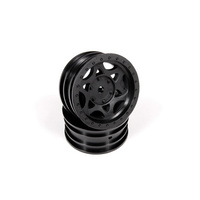 1.9 WALKER EVANS WHEELS BLACK