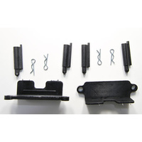 BATTERY HOLDER SET FOR COLT EP
