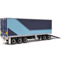 1/64 FREIGHT BLUE DOLLY 12995
