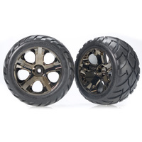 TIRES & WHEELS ASSEM GLUED 3776A