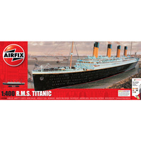 AIRFIX SMALL GIFT SET - RMS TITANIC 50146A