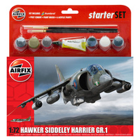 AIRFIX HAWKER HARRIER GR1 1:72 55205