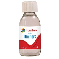 HUMBROL ARCYLIC THINNER 125ML 63-7433
