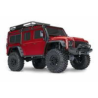 TRAXXAS TRX-4 SCALE & TRAIL CRAWLER RED EDITION 82056-4