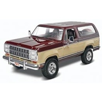 REVELL 80 DODGE RAMCHARGER 1:24 85-4372