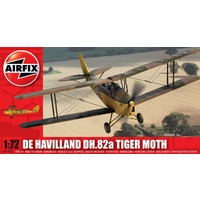 Airfix 1-72 De Havilland DH.82a Tiger Moth