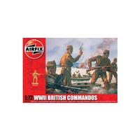 AIRFIX BRIT COMMANDOS 1,72 01732