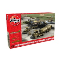 AIRFIX EIGHT AIR FORCE RESUPPLY SET 58-12010