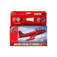 AIRFIX SMALL STARTER SET -HUNTING 55116