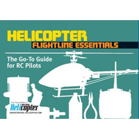 BOOK,HELICOPTER FLIGHTLINE ESSENTIALS